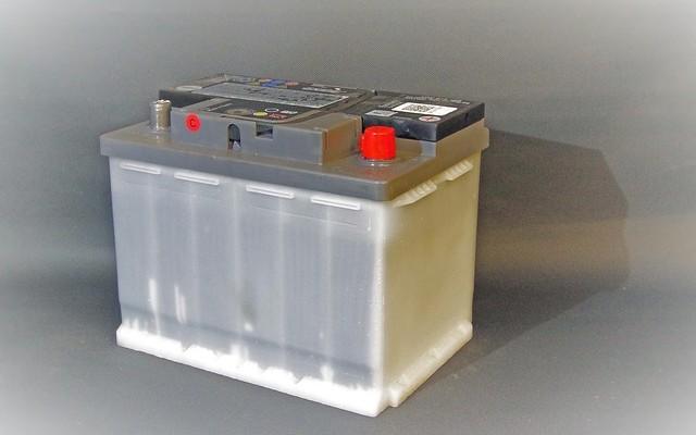 auto - baterie