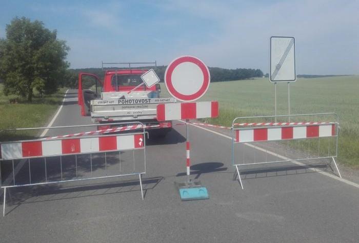 dopravní značení v Brně